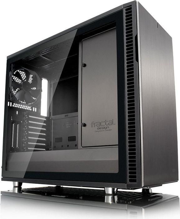 [Alternate] Fractal Design Define R6 Gunmetal TG (schallgedämmt, Glasfenster) für 100,89€