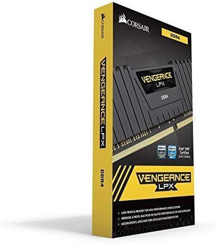 Corsair Vengeance LPX (2x, 8GB, DDR4-3000, DIMM 288) C16