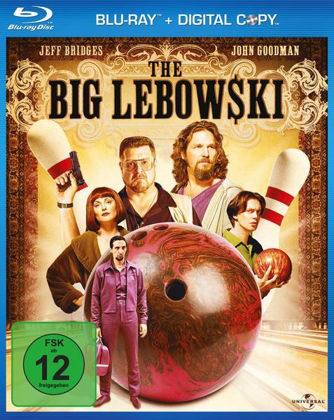 The Big Lebowski (Blu-ray) für 5,91€ (Thalia)