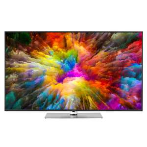 """MEDION® LIFE® X15504 Smart-TV, 138,8 cm (55"""") Ultra HD Display, HDR, Dolby Vision, PVR ready, Netflix, Amazon Prime Video, Bluetooth®, DTS"""