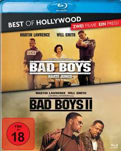 (Thalia Club) Bad Boys - Harte Jungs/Bad Boys 2 - Best of Hollywood/2 Movie Collector's Pack