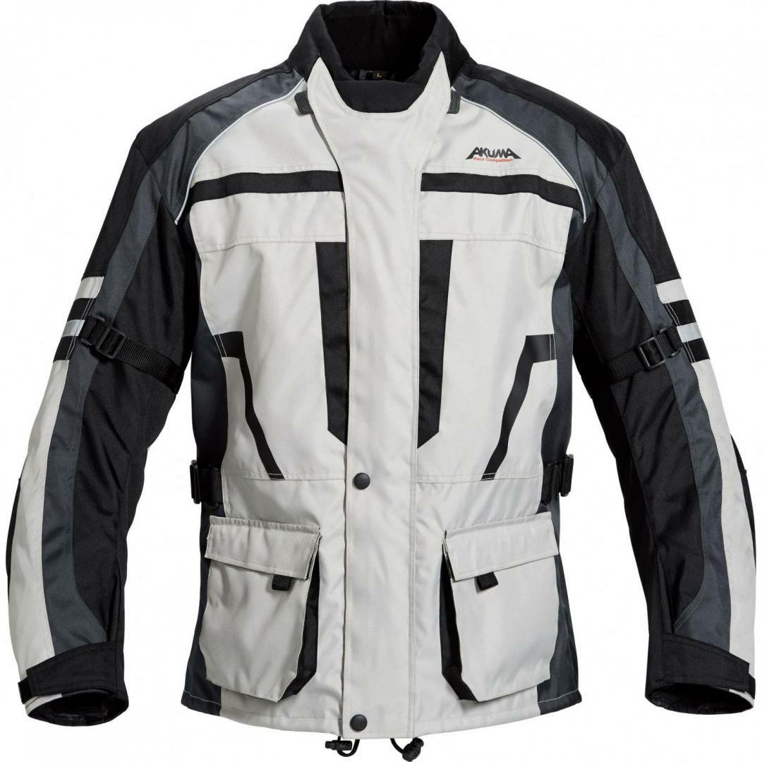 AKUMA TOUR Textiljacke/Motorradjacke RO 1522 (Größe M)