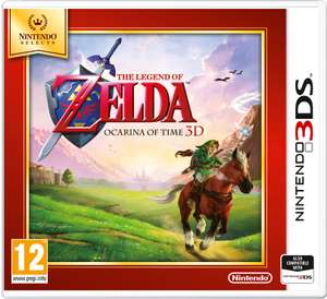 The Legend of Zelda: Ocarina of Time 3D (3DS) für 15,77€ (Base.com)