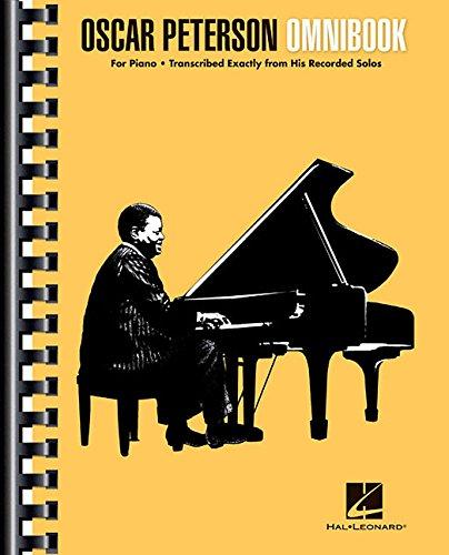 Oscar Peterson Omnibook - Piano Transcriptions [Amazon]