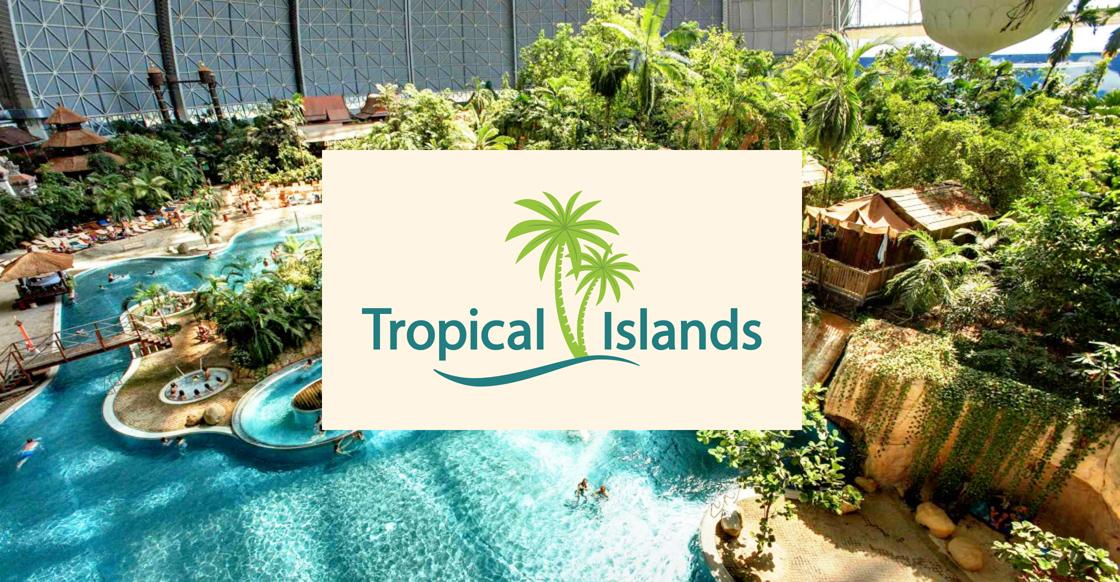 Tropical Islands: Eintritt inkl. Übernachtung und Frühstück für 2 Personen ab 78€ im August