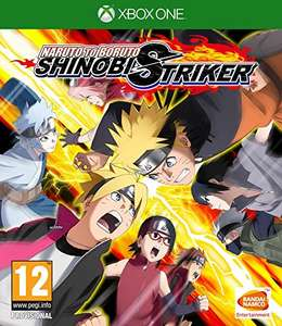 Naruto to Boruto: Shinobi Striker (Xbox One) für 13,93€ (Amazon FR)