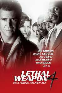 Lethal Weapon 3 & Lethal Weapon 4  | iTunes | HD