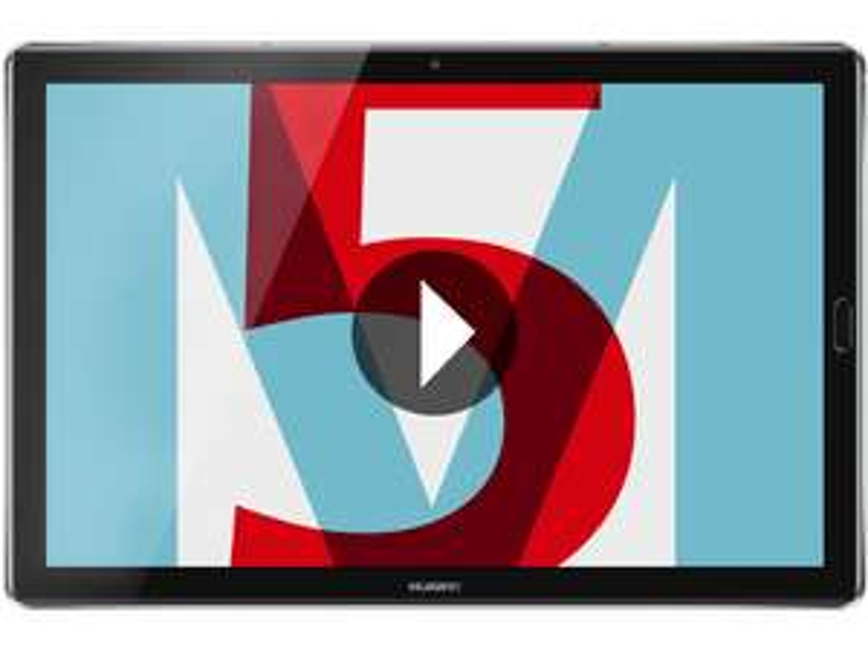 HUAWEI MediaPad M5, Tablet , 32 GB, LTE, 10.8 Zoll, Space Grey bei Marktabholung