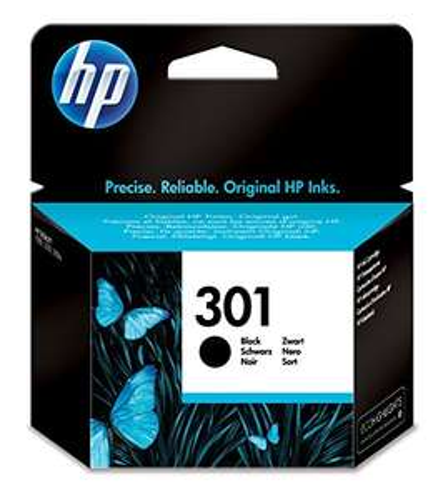 Amazon 40% Rabatt auf HP 301 & 302 Druckerpatronen Schwarz