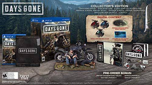 Days Gone - Collector's Edition (PS4) für 129,33€ (Amazon US)