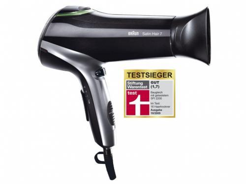 Haartrockner Braun Satin Hair 7 HD 710 für 24,95 bundesweit offline @REAL (bei Einlösung des Deutschland test Coupons) -29% ggü. idealo.de