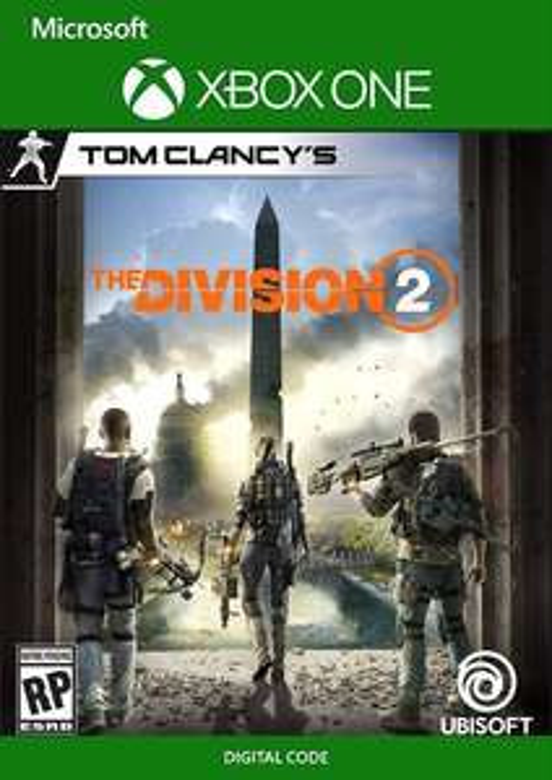 Tom Clancy's The Division 2 (Xbox One) für 15,89€ (CDkeys)