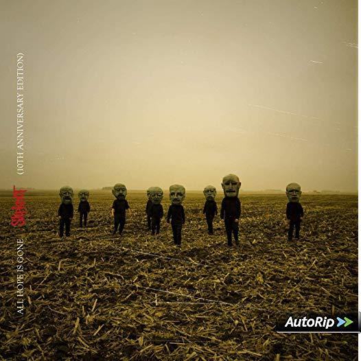 [Prime] Metal-CDs für 5€: z.B. Slipknot - All Hope Is Gone (10th Anniversary Edition, 2 CDs + MP3-Version dank AutoRip)