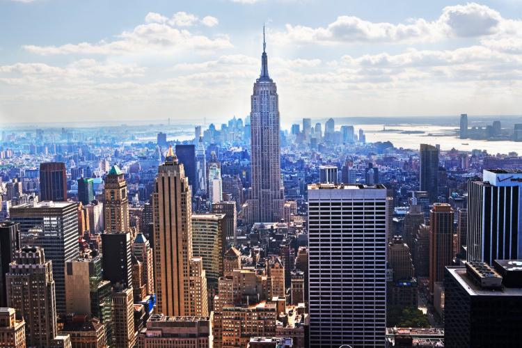 Flüge: USA ( Nov - März ) Nonstop Hin- und Rückflug von Frankfurt nach New York ab 268€