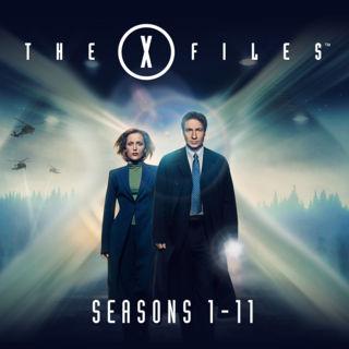 Akte X / The X Files bei Amazon Prime: Staffel 1 - 10 jeweils 7,98€, Staffel 11: 9,98€