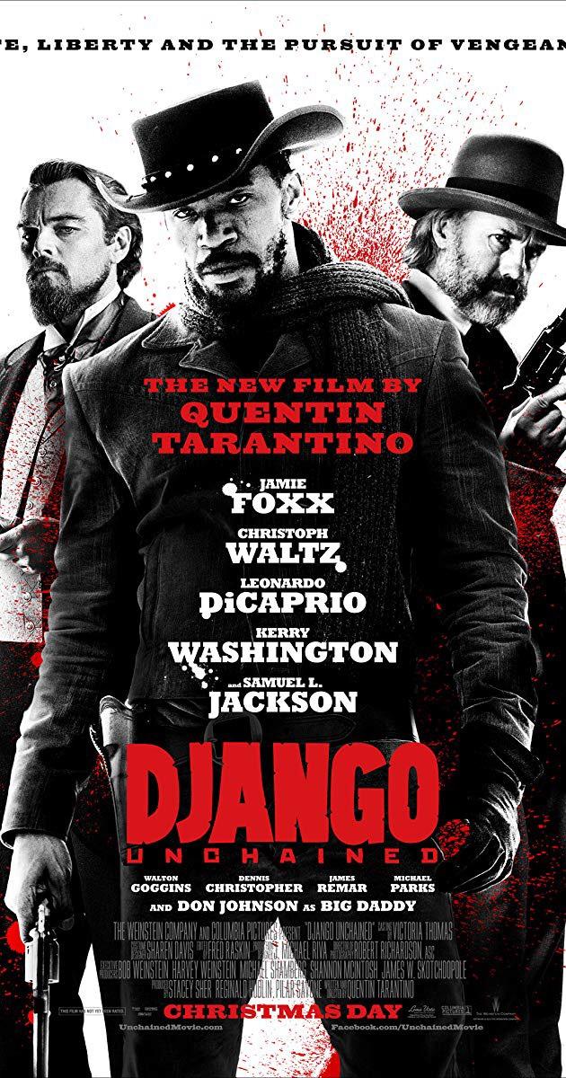 [iTunes] Django Unchained für 3,99€ in HD