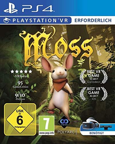 Moss PSVR (Amazon Prime)