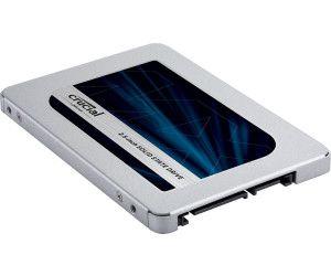 Crucial MX500 SSD 500GB [Saturn / Amazon]