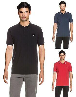 [B4F@ebay] Fred Perry Herren Poloshirts, viele Farben und Größen
