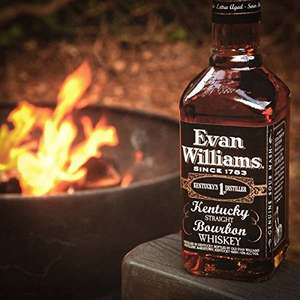 Evan Williams Sour Mash Extra Aged Kentucky Straight Bourbon Whiskey (1x1l) für 18,94 € @ amazon prime
