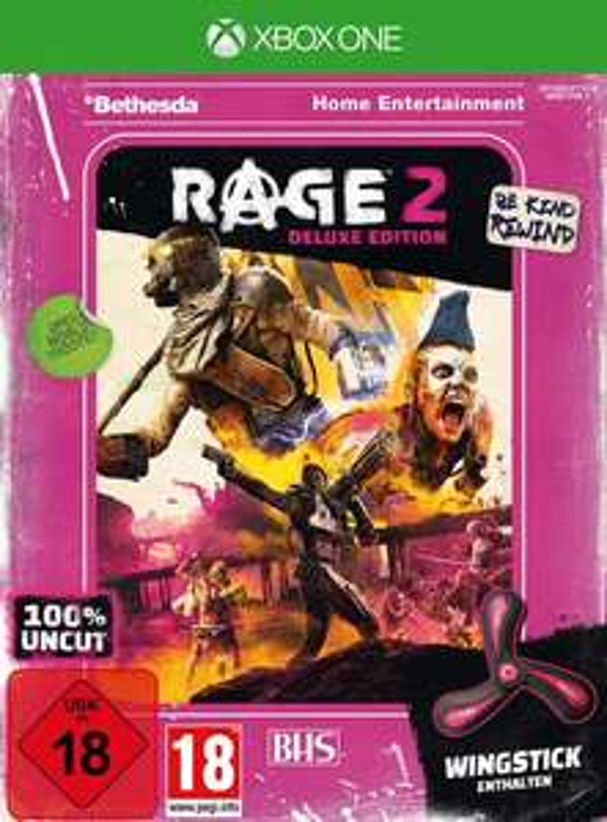 RAGE 2 Wingstick Deluxe Edition (Xbox One & PS4 & PC) für je 39,99€ (GameStop)
