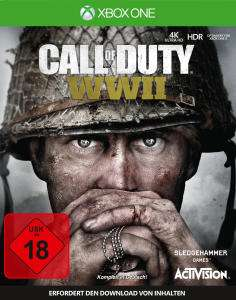 Call of Duty: WWII (Xbox One & PS4) für je 17,99€ & (PC) für 9,99€ (GameStop)