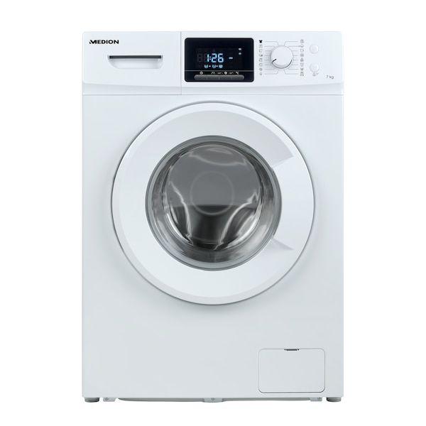 7kg MD 37378 Waschmaschine A+++ für 299,95€ bei Medion