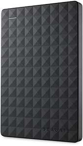 Seagate Expansion 2TB USB 3.0 Portable 2.5 inch External Hard Drive for PC, Xbox