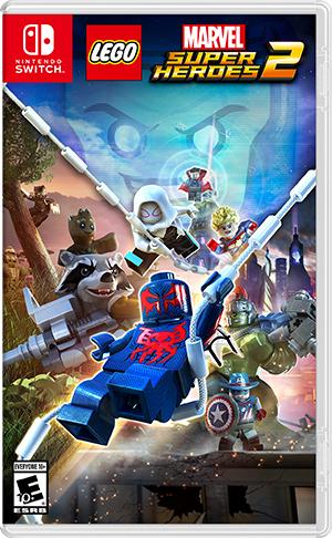 Lego Marvel Super Heroes 2 (Switch) für 13,28€ (US eShop)
