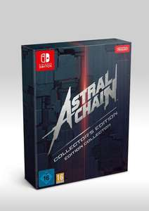 Nintendo Switch Astral Chain (Collector's Edition)