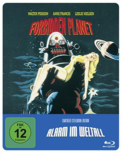 Forbidden Planet - Alarm im Weltall Limited Steelbook Edition (Blu-ray) für 8,51€ (Amazon Prime)
