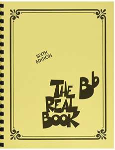The Real Book - Bb Edition [Amazon]