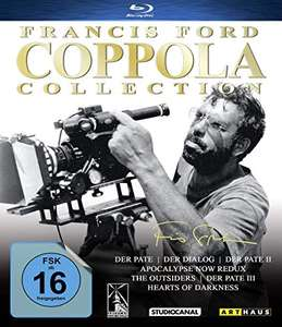 Francis Ford Coppola Collection (Blu-ray) für 32,99€ (Amazon & Saturn & Media Markt)