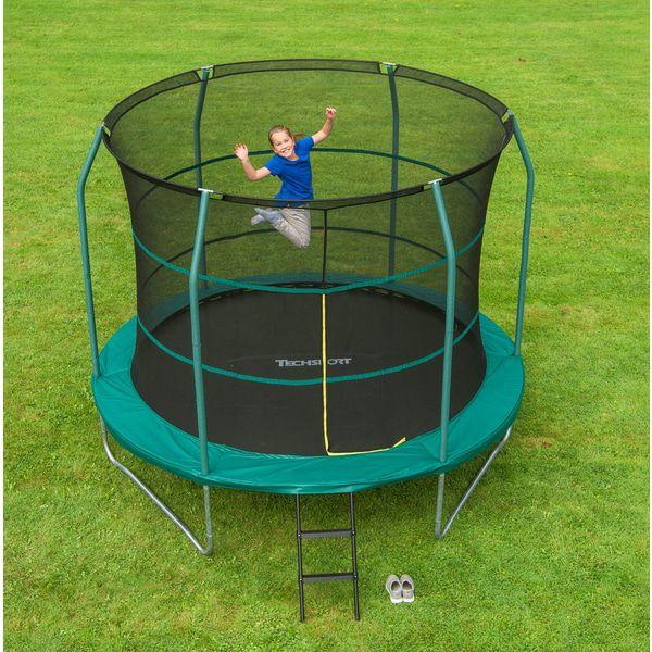[Smyths Toys] Trampolin (305 cm Alternativ 244 & 396 cm) mit Sicherheitsnetz innenliegend und Weiteres - Lokal bzw. Click & Collect