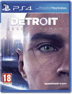 PlayStation Plus im Juni - Detroit Become Human Deluxe Edition