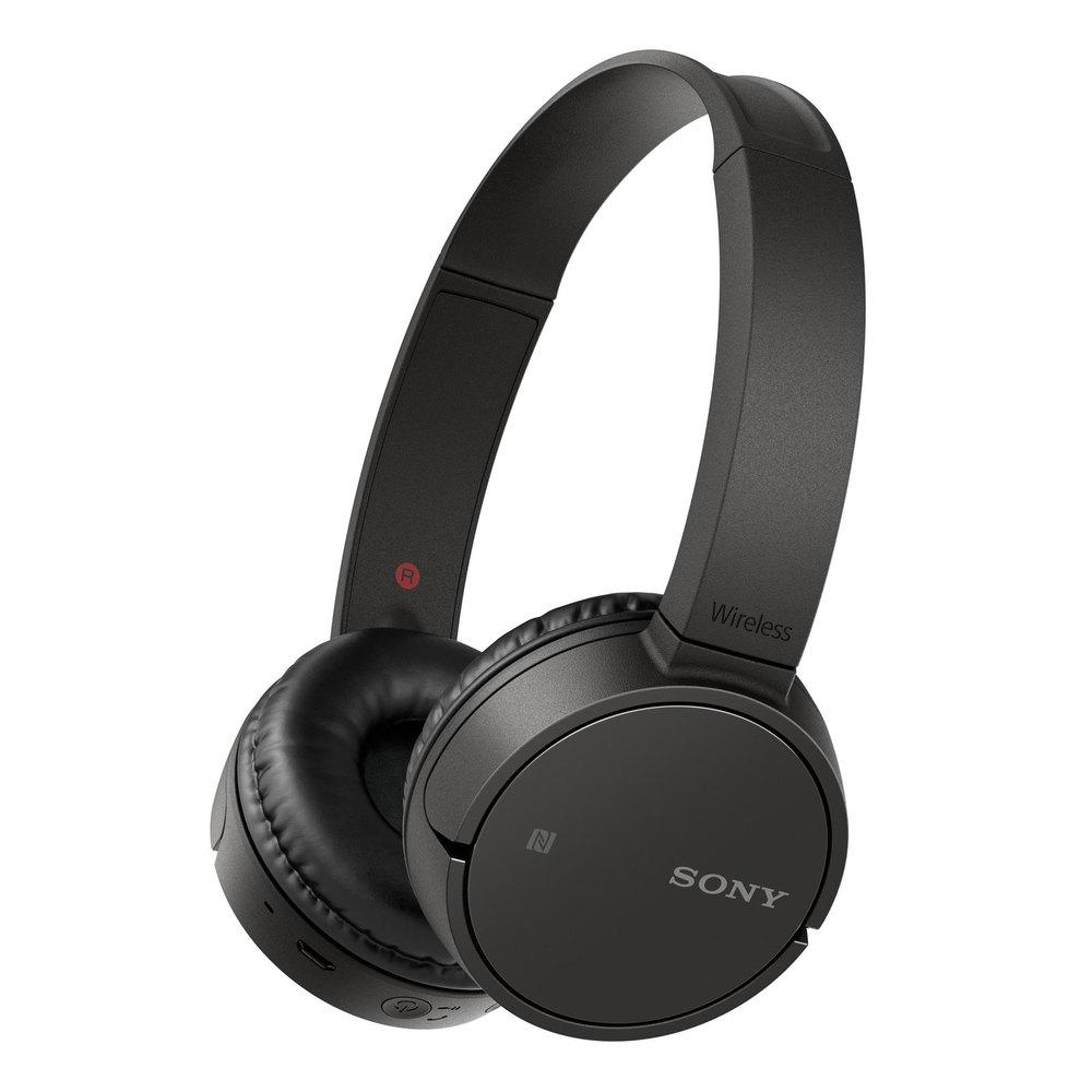 Sony WH-CH 500 Kopfhörer Bluetooth NFC Schwarz bei Zahlung mit Masterpass