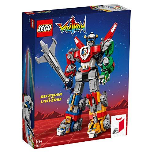 [Amazon.es] LEGO Ideas - Voltron 21311 für 130 € inkl. Versand nach Deutschland