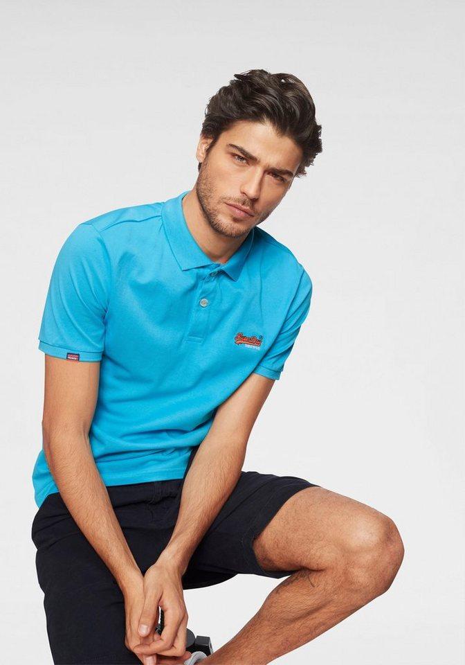 "OTTO - Superdry Poloshirt, ""Lite"", versch. Farben u.a. turquoise"