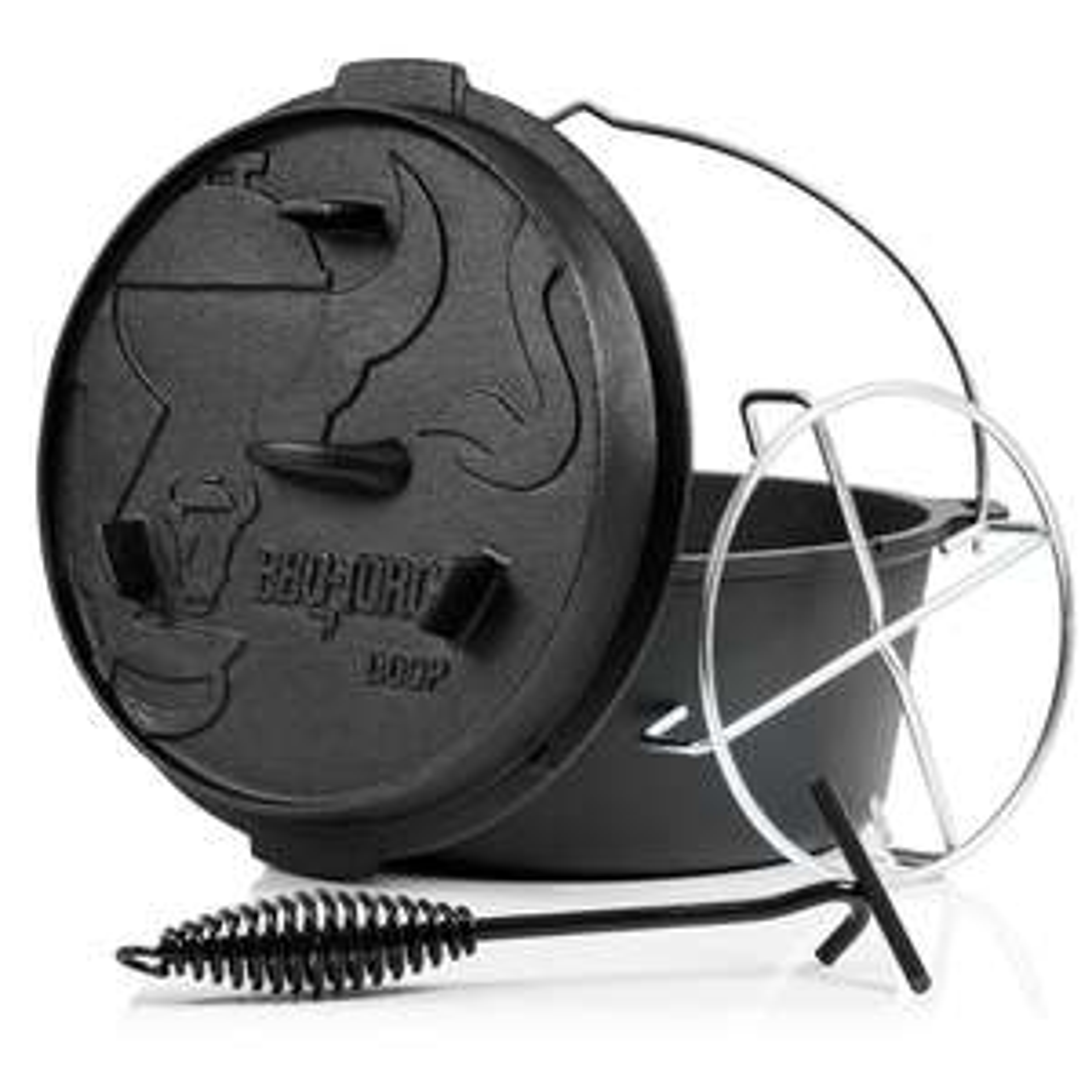 (Rakuten/Masterpass) BBQ-Toro Dutch Oven Premium Serie DO9P (9 Liter)