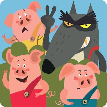 [Google Playstore] Drei kleine Schweinchen