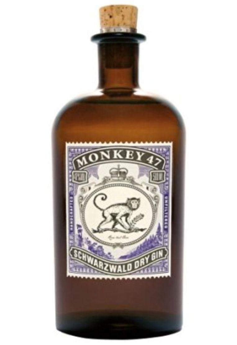 Monkey 47 Schwarzwald Dry Gin 0,5l 47% + Füllartikel z.B. div. Gläser bei [Rakuten] mittels Masterpass-Gutschein