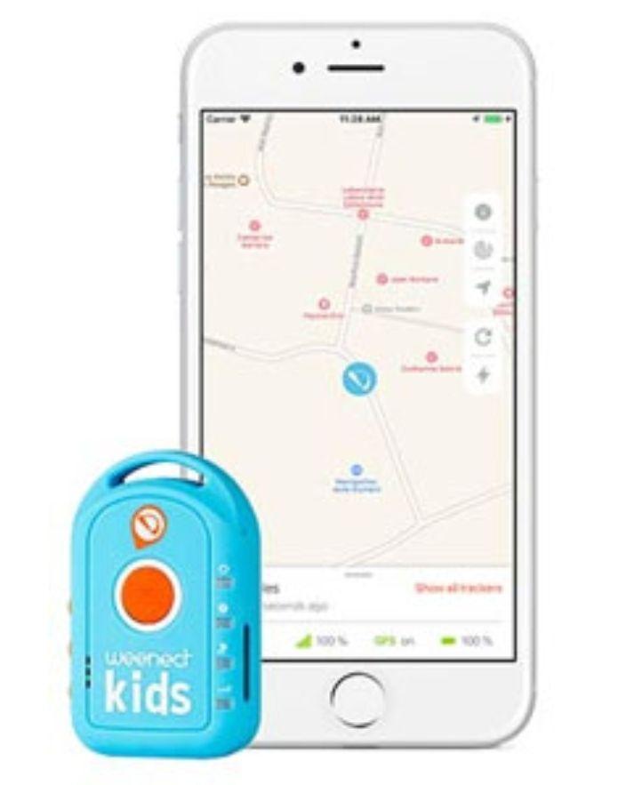 Weenect Kids - GPS Tracker für Kinder