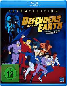 Defenders of the Earth - Die komplette Serie (Blu-ray) für 9€ (Amazon Prime)