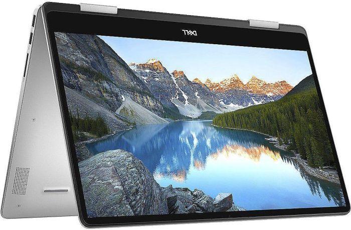 """Convertible Dell Inspiron 15 7586 (15.6"""", Multi-Touch IPS, FHD, i5-8265U, 8GB RAM, 256GB PCIe SSD, HDMI, USB-C mit DP, Tastaturbel., Win10)"""