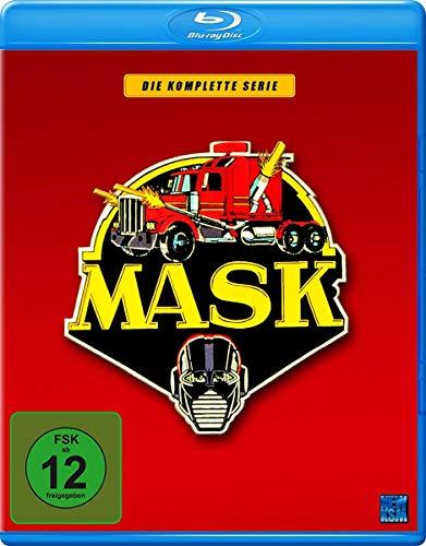 M.A.S.K. - Die komplette Serie (Blu-ray) für 15€ (Amazon Prime)