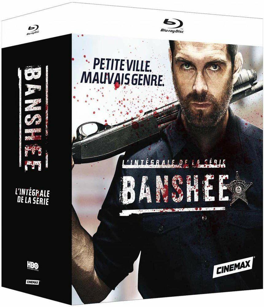 Banshee - Die komplette Serie (Blu-ray) für 17,44€ (Amazon.fr) [Vorbestellung]