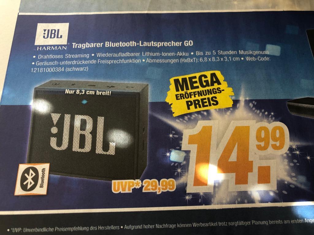 JBL Go Schwarz LOKAL (Leer, Aurich, Papenburg)