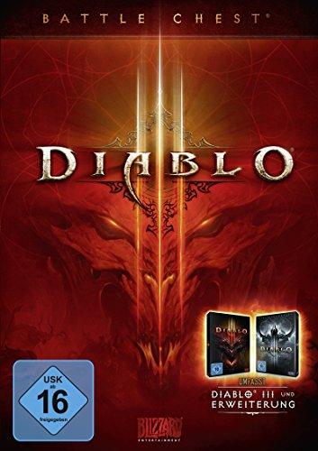 Diablo 3: Battle Chest (PC) für 17€ (Amazon Prime)