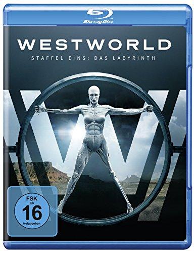 Westworld Staffel 1: Das Labyrinth (Blu-ray) für 13,13€ (Amazon Prime)