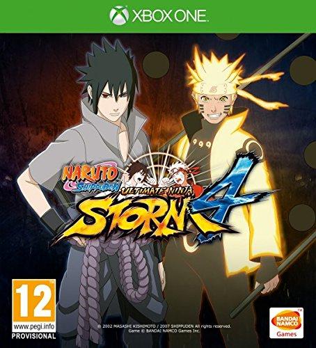Naruto Shippuden: Ultimate Ninja Storm 4 (Xbox One) für 16,23€ (Amazon ES)